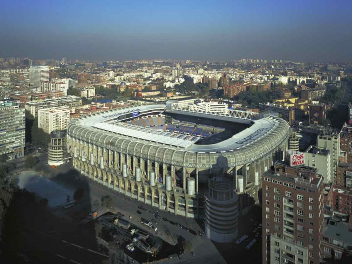Remodelación del Bernabéu